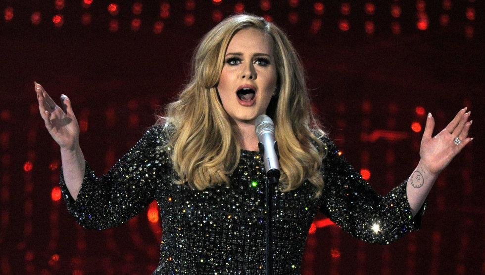 Breakit - Därför kan superstjärnan Adele ge Spotify rejäl huvudvärk
