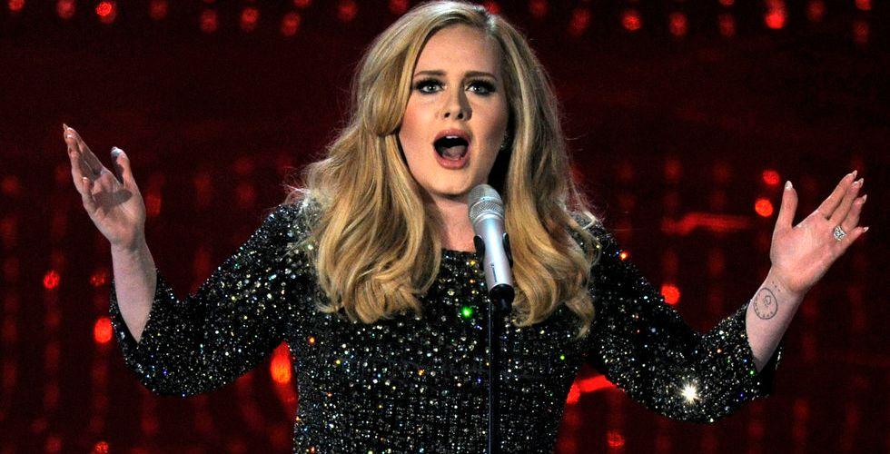 Därför kan superstjärnan Adele ge Spotify rejäl huvudvärk