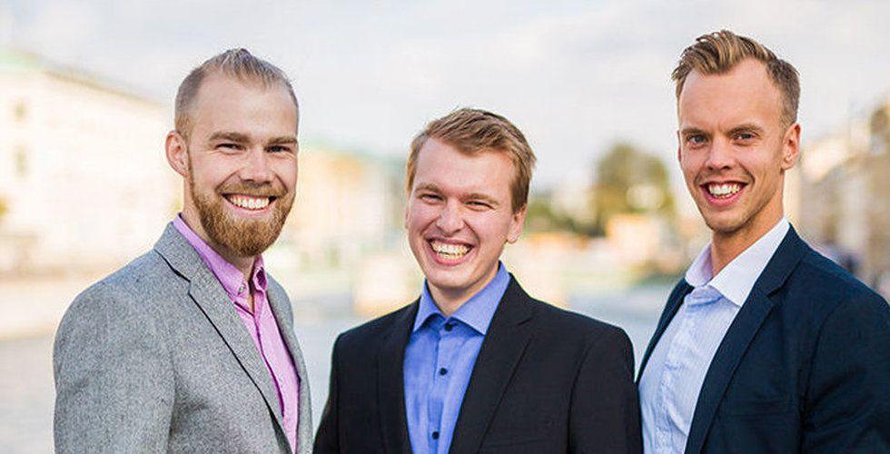 Swedbank gör sin första fintechinvestering