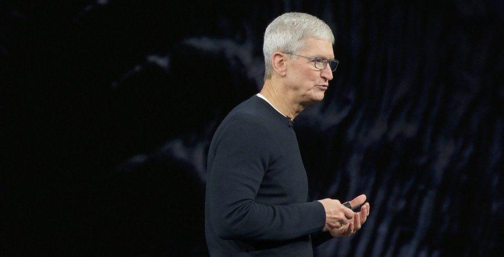 Apple siktar på att släppa AR-headset 2022