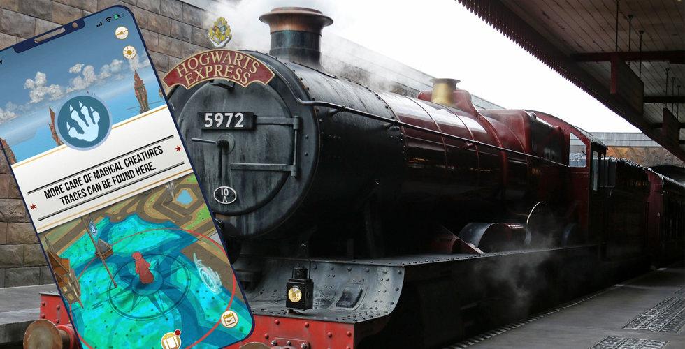 Då släpps Harry Potter: Wizards Unite