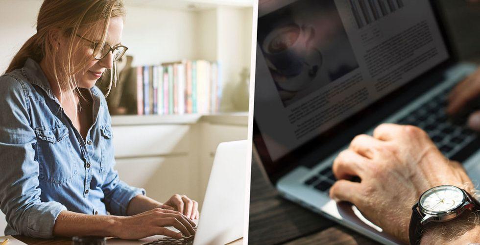 Internettrafiken är högre än vanligt – men inga tecken på överbelastning