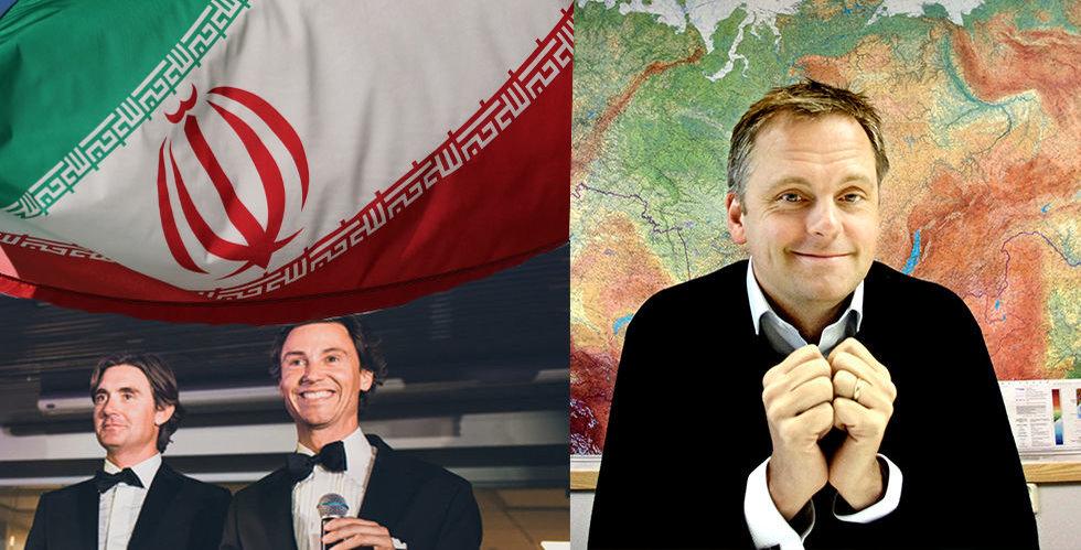 Breakit - Svenska Pomegranate vill erövra Iran – nu väntar börsen