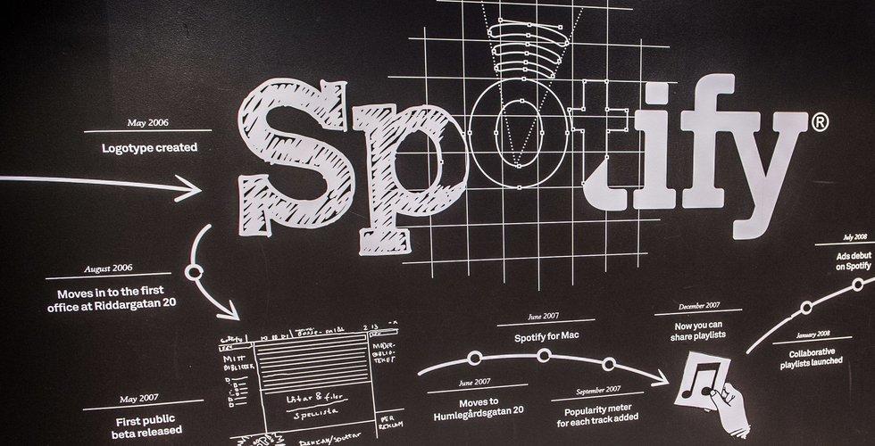 Breakit - Spotify värvar specialist på uppköp