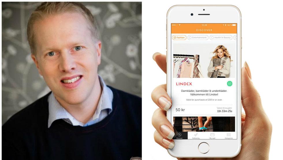 Tomas Netz från SEB blir ny finanschef på satsande Wrapp