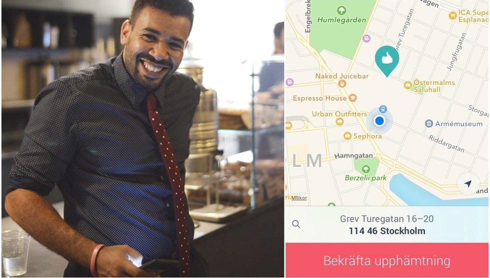 Efter Uber pops sorti – fransk samåkningsapp intar Stockholm