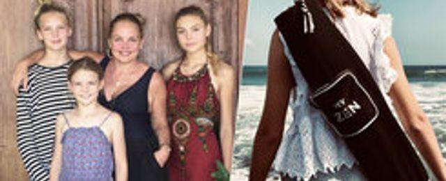 Jennifer Janschs Bag-all säljer miljontals hållbara tygpåsar från Bali