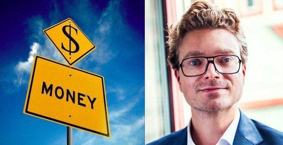 Front Office köper ut miljardären Peter Gyllenhammar