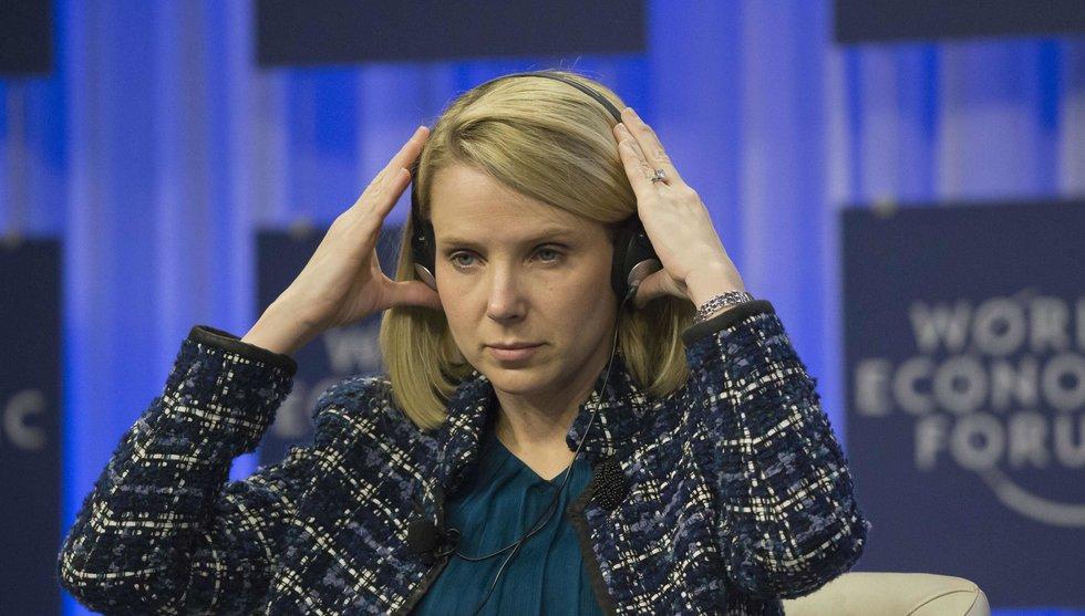 Breakit - Uppgifter: En av tio på väg att tvingas bort från Yahoo