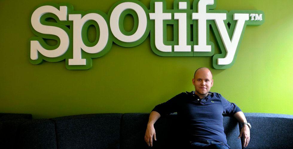 Efter avtalet med Universal – Spotify-aktien rusar med 50 procent