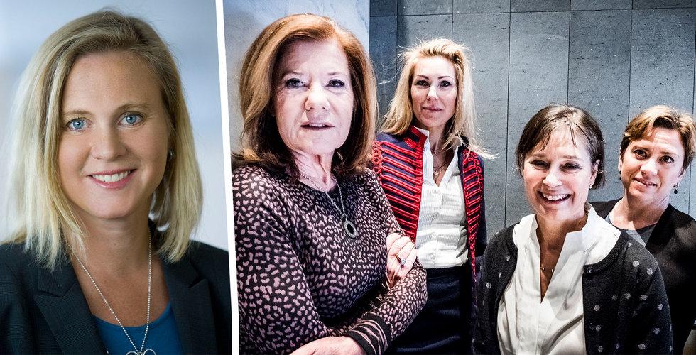 Tunga nätverket vill lyfta kvinnor – nu ska de börja investera