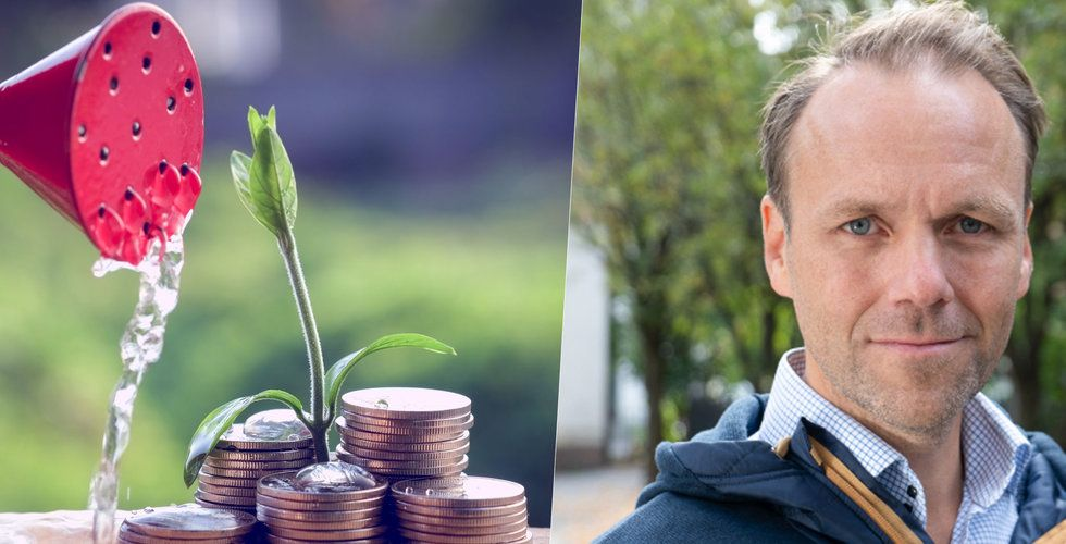 """Låneutmanaren Qred växer i raketfart:  """"Bankerna måste vara sopiga"""""""