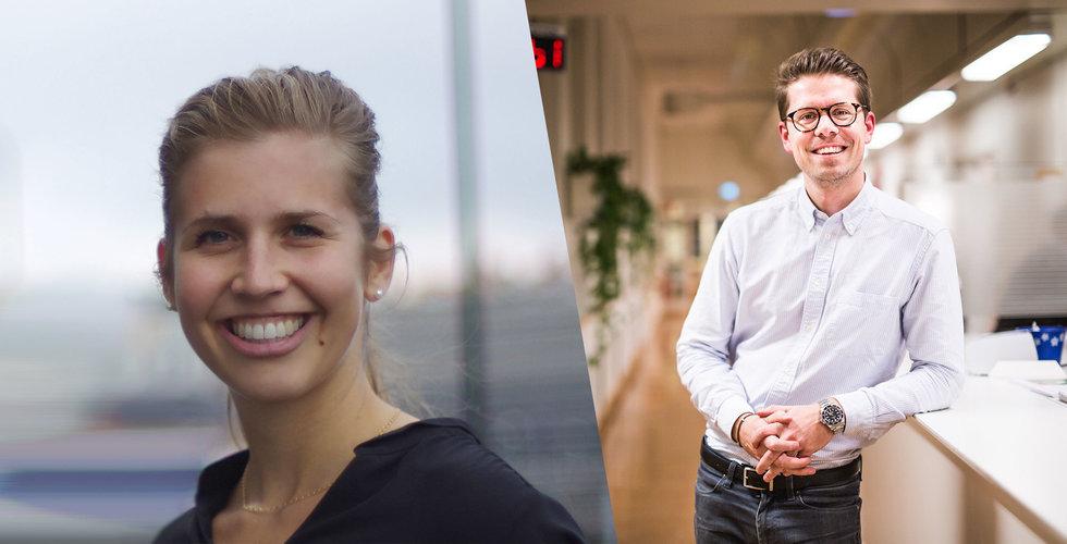 Breakit - Doctrin stärker upp ledningsgruppen – värvar Sofia Ljungmark från Schibsted