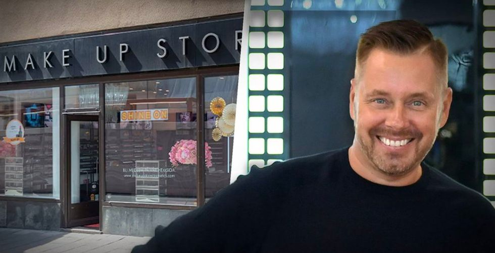Lyko köper upp Make Up Stores konkursbo