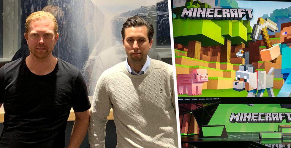 Backas av Minecraft-miljoner – nu investerar Agof i Investoo group och Push gaming