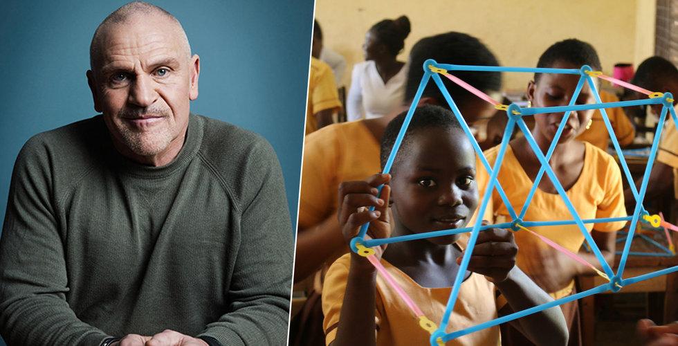 Tommy Jacobson investerar i Strawbees – ska lära barn programmering