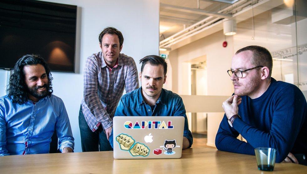 Bankappen Qapital tar in kapital från amerikansk forskarstjärna