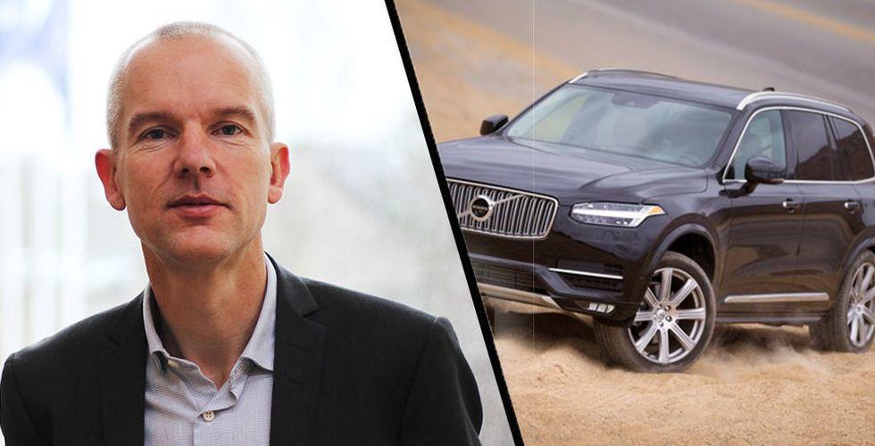 Volvos expert: Tyskarnas bilar ett större hot än Tesla och Google