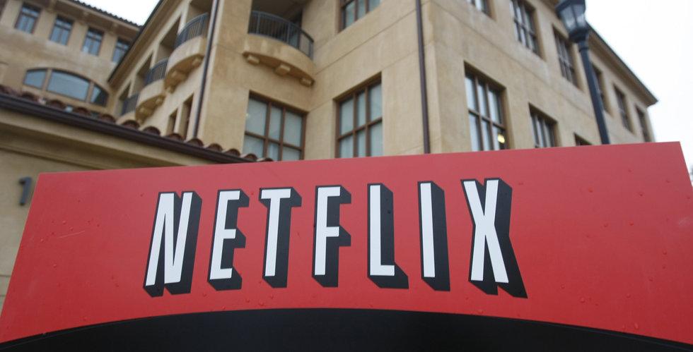 Betydligt fler abonnenter än väntat för Netflix – aktien rusade i efterhandeln