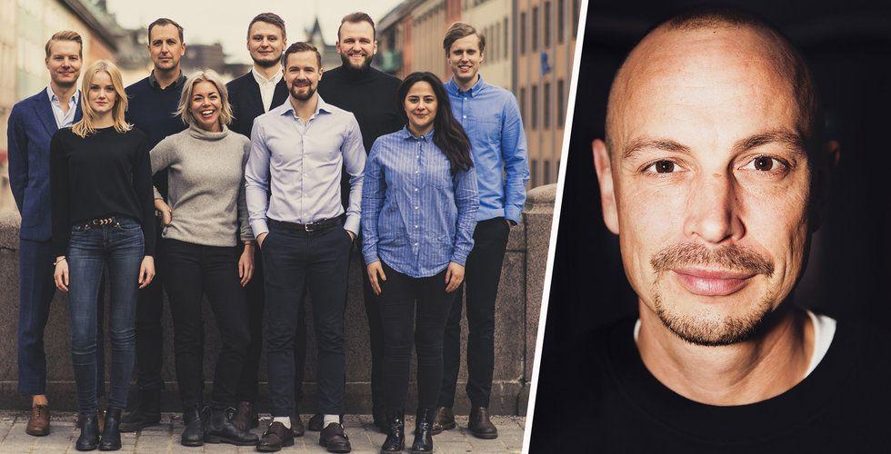 "Breakit - Tingent tar in kapital genom crowdfunding – ""Petter"" investerar"
