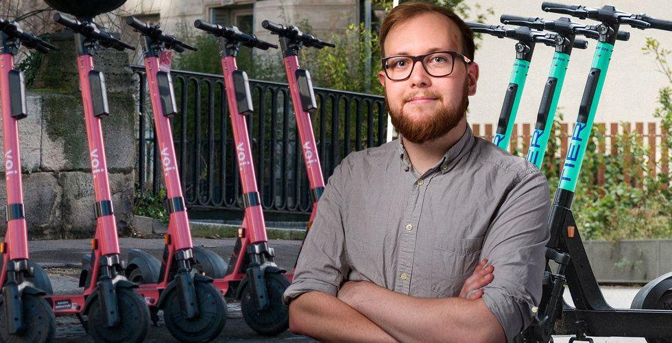 Scooter-kriget går in i ny fas – det kommer att gynna alla