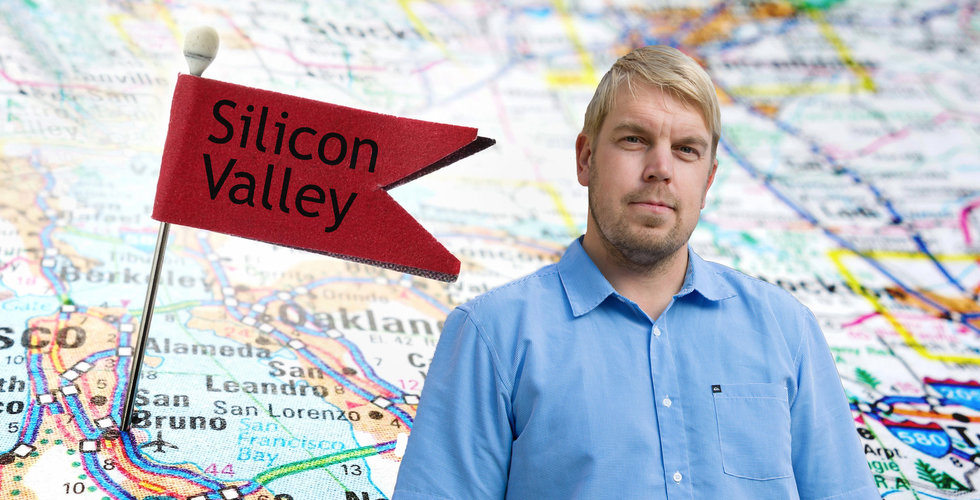 """Därför har Jens Nylander lämnat Silicon Valley: """"Påfrestning att driva bolag där"""""""