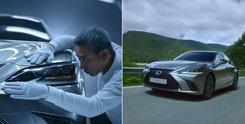 Breakit - Lexus lät en AI-dator skriva manus till deras nya reklamfilm – här är resultatet