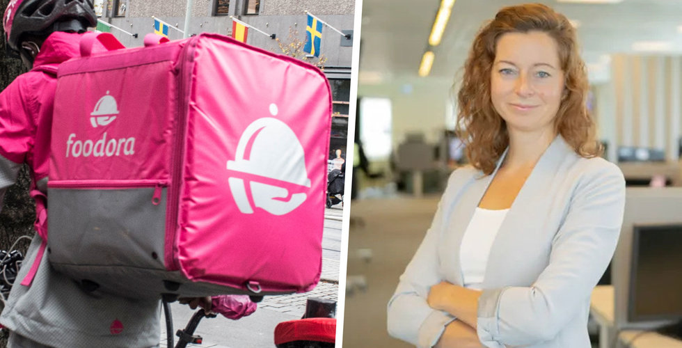 Foodora plockar in Sofia Gunnmo för att vässa nya konceptet
