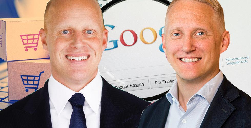 Henrik Persson Ekdahls bolag Speqta satsar på ny teknik för Googleannonser