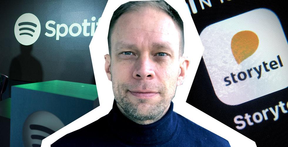 Samarbetet med Spotify låter fantastiskt för Storytel – men har Daniel Ek en baktanke?