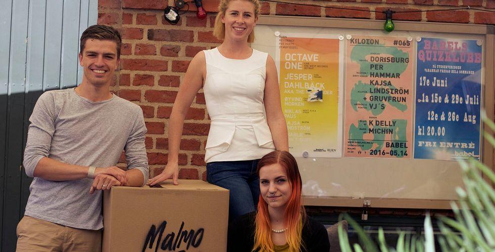 Malmös första Demo day lockade investerare från hela Norden