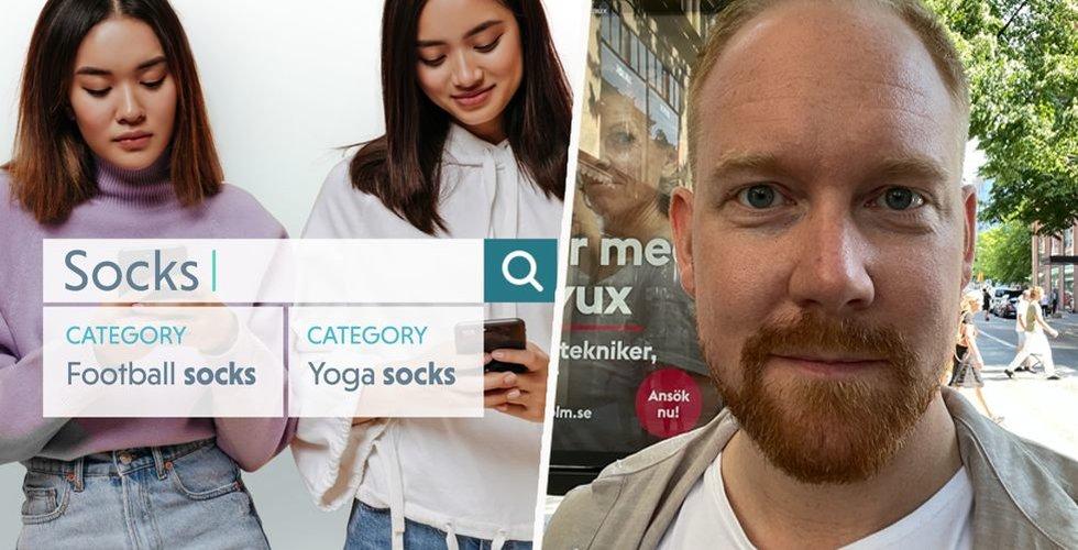 Robin Mellstrand säljer okända sökmotorn Loop54 till Fact-Finder