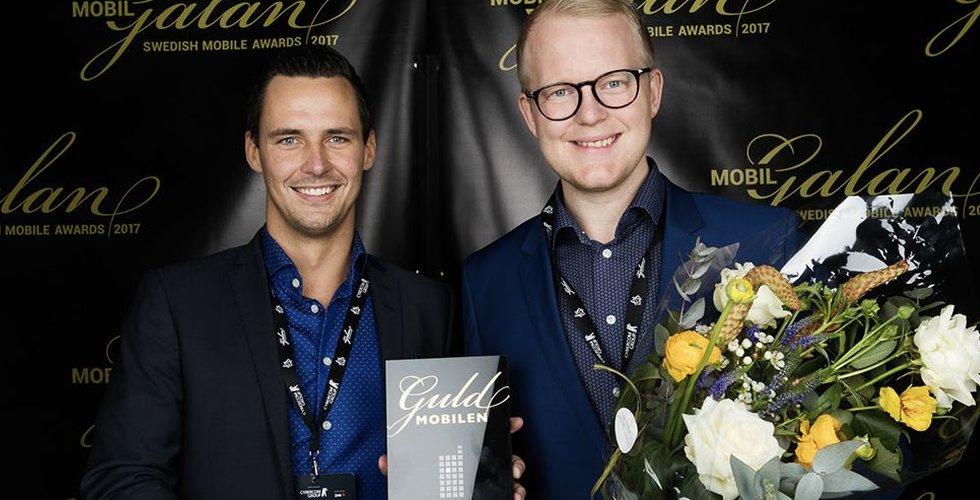 Hotades av konkurs – nu kränger Ideal Of Sweden mobilskal för över 100 miljoner