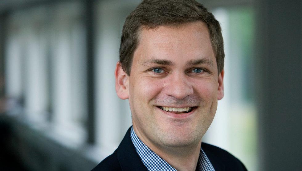 Han lämnar hajpade Salesforce - för att bli chef på svenska Nevs