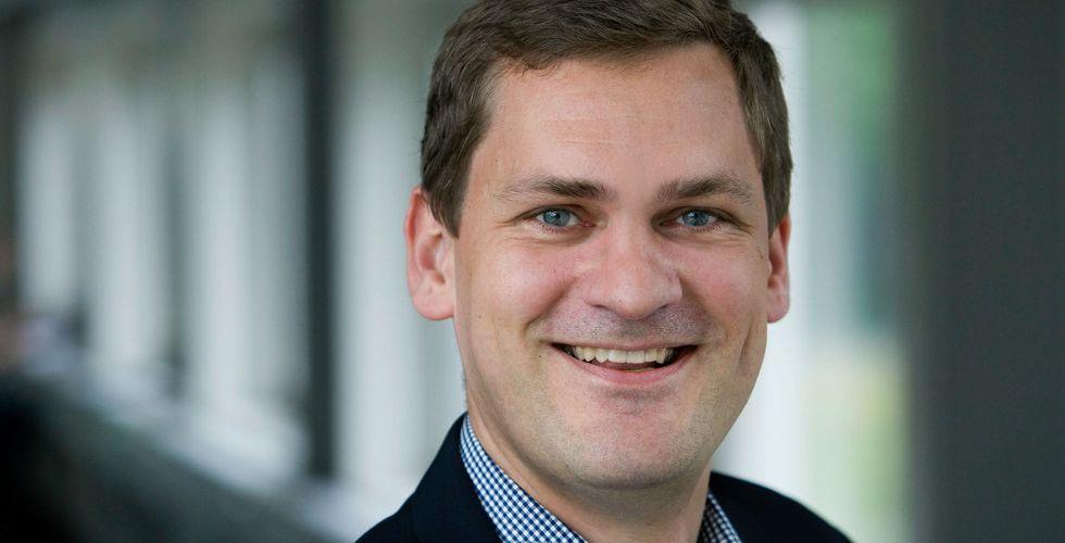 Breakit - Han lämnar hajpade Salesforce - för att bli chef på svenska Nevs