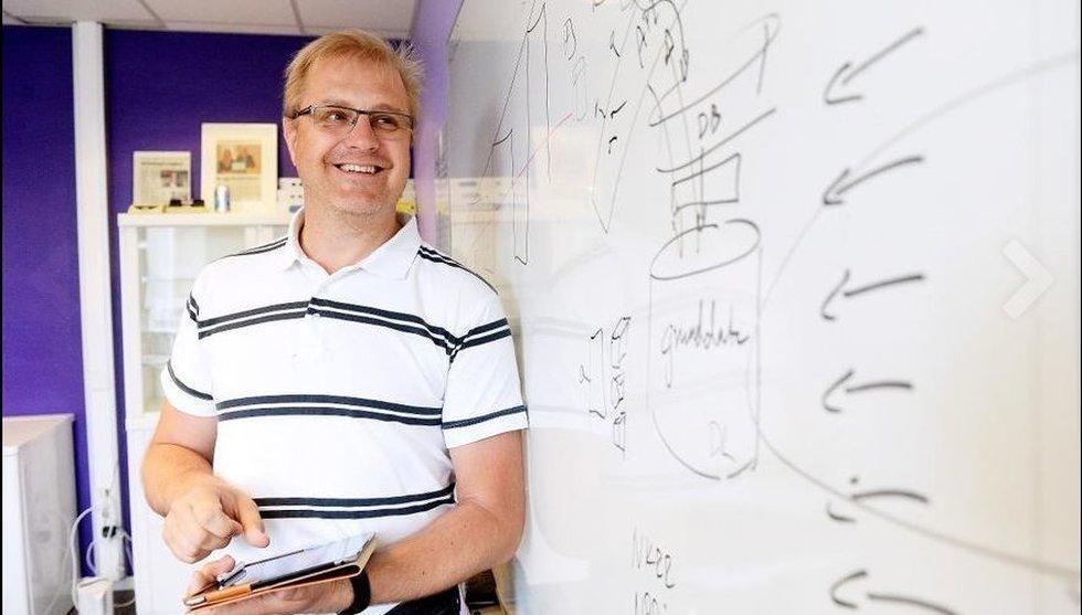 Breakit - Ny molntjänst från Jönköping hoppas erövra Europa inom tre år