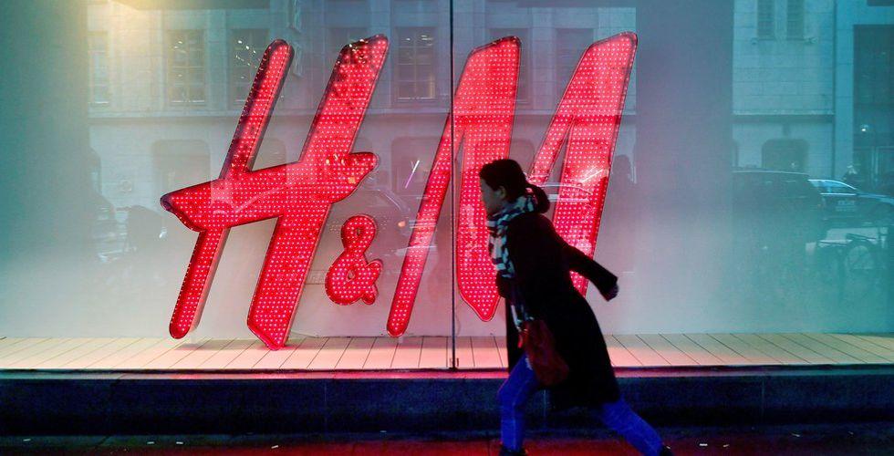 H&M fortsätter att rensa – stänger två svenska butiker