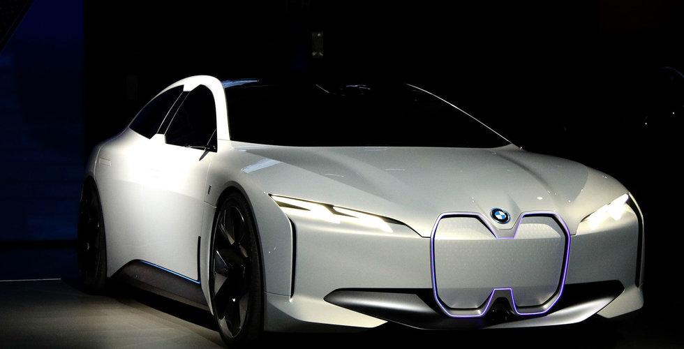 BMW och Alibaba i samarbete kring uppkopplade tjänster