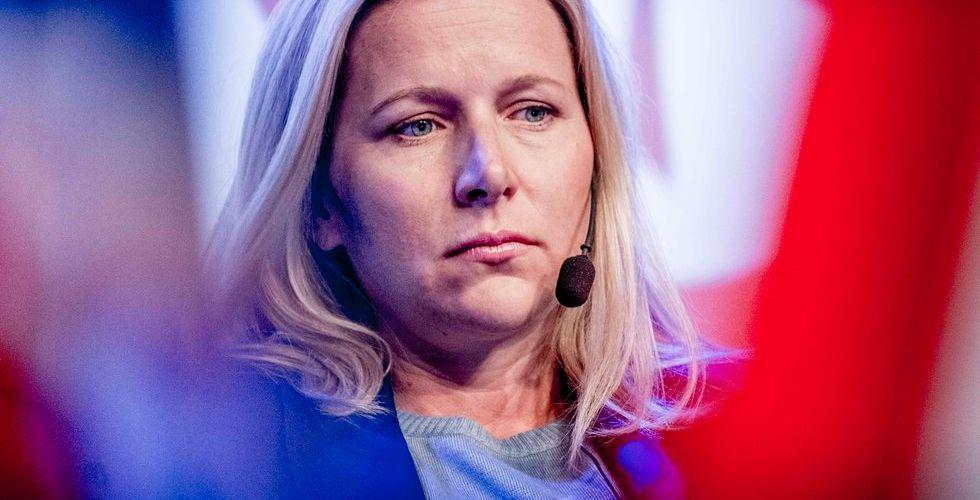 Kalldusch för Cristina Stenbeck - Hellofresh ställer in börsnotering