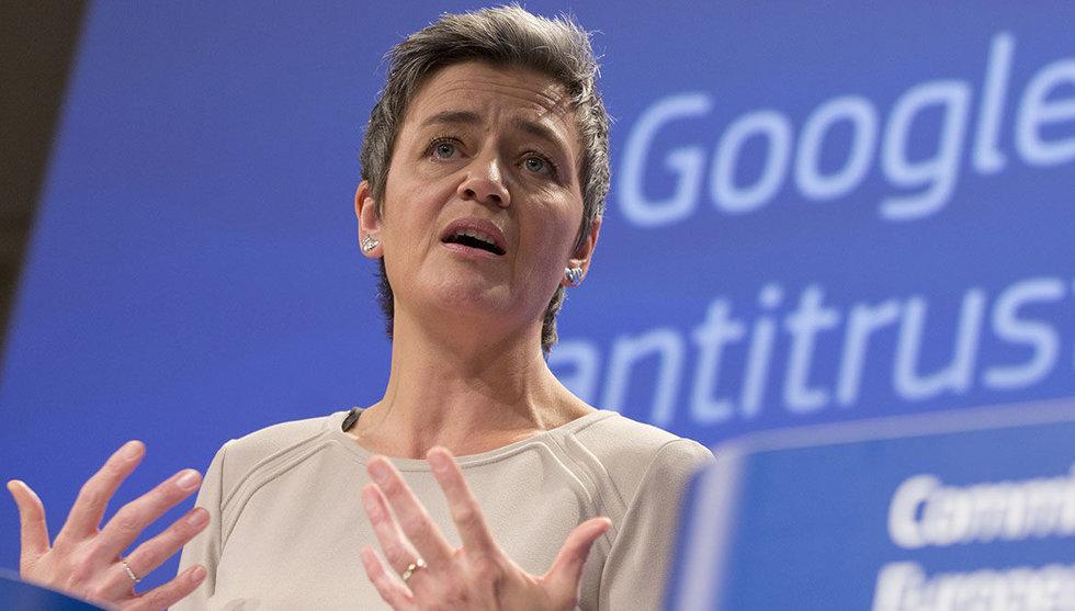 Breakit - Därför kan EU-kommissionen kräva 60 miljarder kronor av Google
