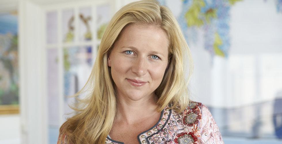 Kinneviks nya mål  – ska satsa mer pengar på kvinnliga grundare