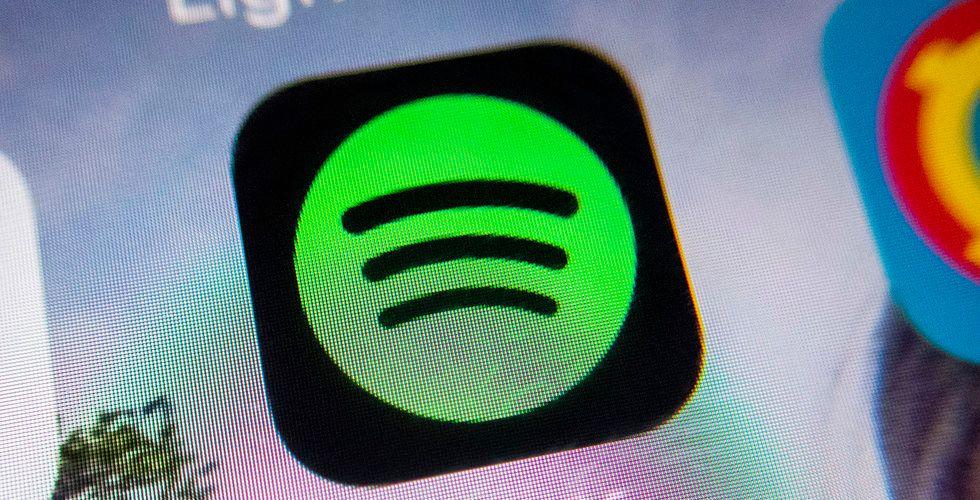 Problem för Spotify
