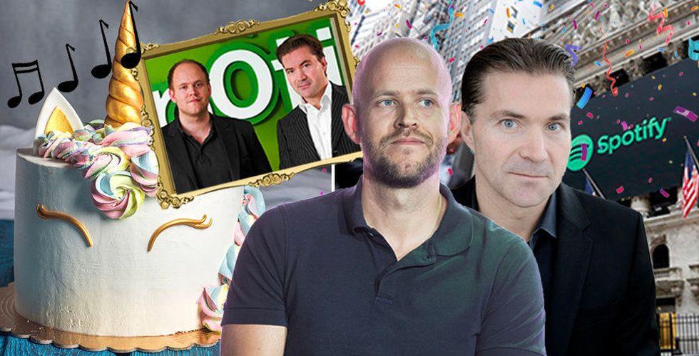 Sagan om Spotify: Här berättar vi hela storyn om streamingjätten – kriserna, personerna och tricken som fick det att lyfta