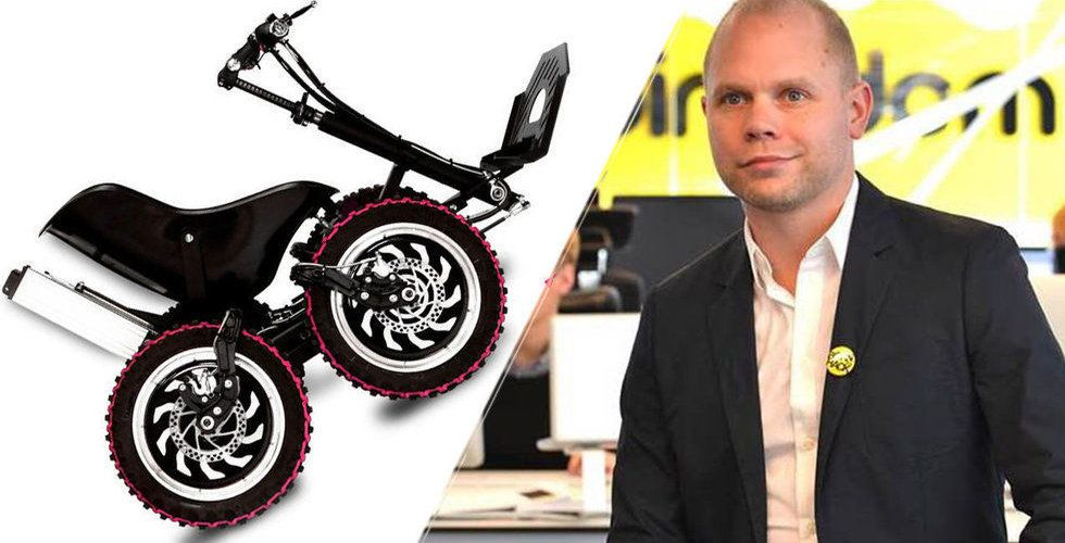 Breakit - Stjärnentreprenörens fyrhjulingsbolag köps upp – locket på från storägaren