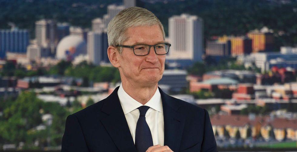 Irland samlar in över 130 miljarder kronor i obetalda skatter från Apple