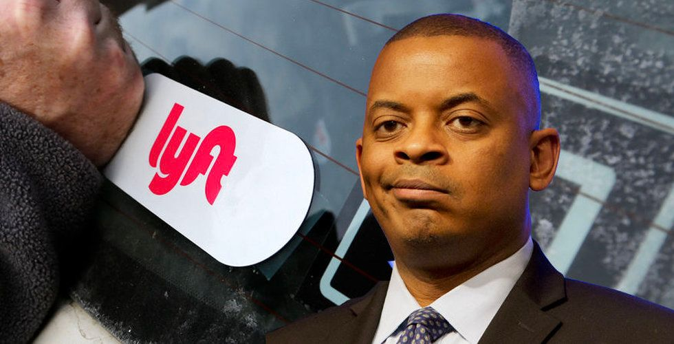 Lyft rekryterar USA:s förre transportminister som policychef