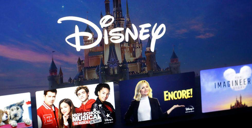 Walt Disneys resultat bättre än väntat – Disney + växer snabbt