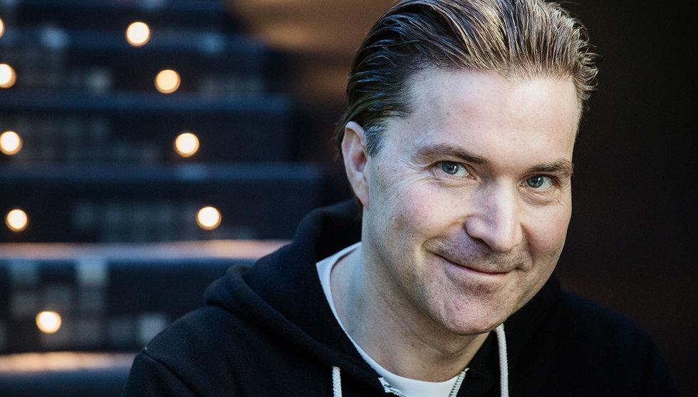 Breakit - Därför hoppar Martin Lorentzon av som ordförande i Spotify