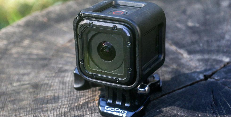 Inget intresse för att köpa upp GoPro