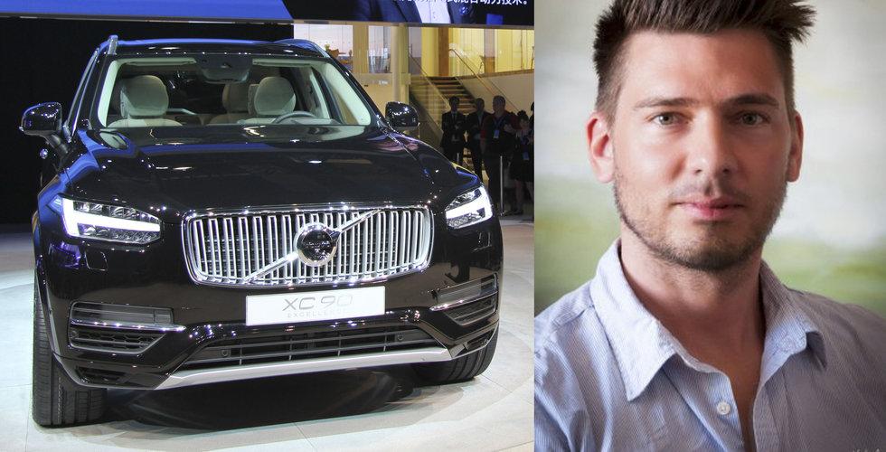 VR-bolaget Univrses ska hjälpa Volvos självkörande bilar att se bättre